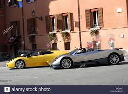 Lamborghini Murcielago Convertible - car lamborghini murcielago roadster and pagani zonda s 7 3