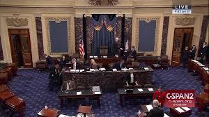 us senate meets legislative business mar 8 2017 c span org