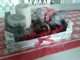 cassette natalizie cassetta della frutta decorata per il natale decor