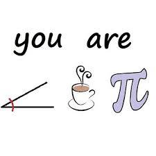 Pie Meme - mathjoke mathpics mathmeme joke haha pic meme math pun funny acute
