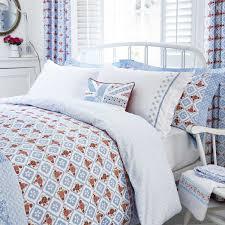 best duvet julie dodsworth bedding blue red floral bedding at bedeck 1951