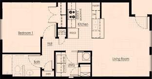 large 1 bedroom apartment floor plans nrtradiant com