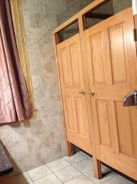 Bathroom Stall Doors Bathroom Stalls Cool Wooden Doors Hot Tomatoes Housing