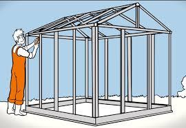 treppe obi gewächshaus selber aufbauen anleitung obi