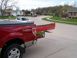 Hitch Flag Bwca Canoe Rack Carrier For My Truck Boundary Waters Gear Forum