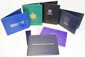 graduation diploma covers custom diploma covers padded certificate folders wholesale