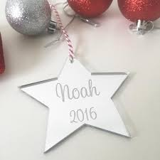 tree ornaments name it custom decor