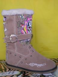 womens boots burning womens boots burning skeleton with rhinestone cheap ed hardy