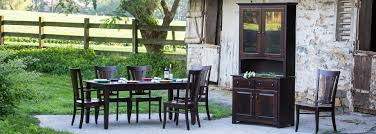 Pennsylvania House Dining Room Furniture Solid Hardwood Furniture Made By Amish Craftsmen In Lancaster