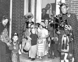 the rise and fall of halloween trick or treating chicago tribune