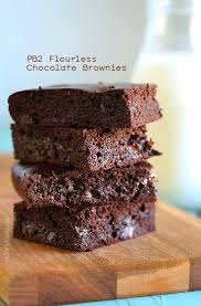 Cottage Cheese Brownies by Pb2 Flourless Chocolate Brownies Skinnytaste