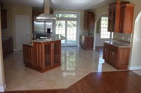 small kitchen tile floor ideas brown laminate wooden floor pull