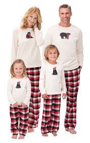 bearnate pajamas for the family cheap