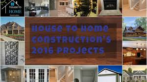 house to home construction home design