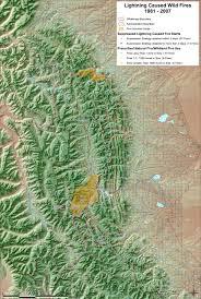 Map Montana by Montana Mountain Range Map Montana U2022 Mappery