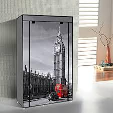 maginels portable closet clothes wardrobe bedroom armoire storage
