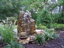 Rock Garden With Water Feature Welcome To Boulderfountain