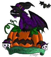 dragon clipart halloween pencil and in color dragon clipart