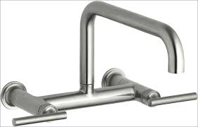 moen wall mount kitchen faucet moen wall mount faucet wall mount kitchen faucet mounted laundry