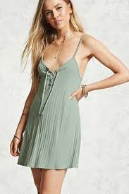 forever21 denim overall mini dress 331 840 idr liked on