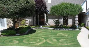 yard design the yard art project yard maze and swirl design el paso texas