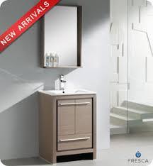 fresca allier 36 quot wenge brown modern bathroom vanity w 24 fresca allier fvn8125go modern bathroom vanity grey oak