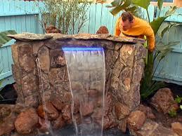 Designing A Backyard Diy Water Feature Ideas U0026 Projects Diy