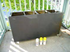 Modern Garden Planters Planter From Recycled Filing Cabinet On Castors Use Non