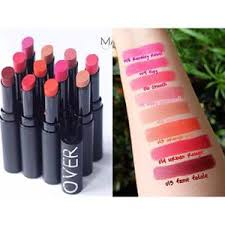 Lipstick Makeover Hi Matte make ultra hi matte lipstick daftar update harga terbaru