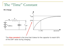 the time constant 9 the