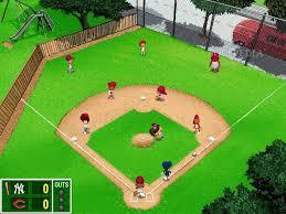 Backyard Baseball Ds Backyard Baseball Screenshots Hooked Gamers