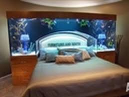 Aquarium Bed Set Bed Frame Tank Tanked