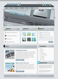 web design software tutorial create a modern lab theme web design photoshop tutorial