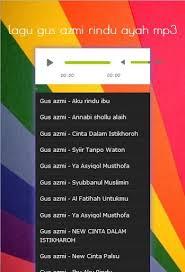 download mp3 gus azmi ibu aku rindu download lagu gus azmi rindu ayah mp3 google play softwares