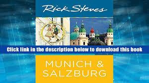 audiobook rick steves pocket munich salzburg rick steves for