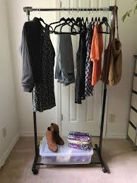 organize your closet in an afternoon with simple accessories my