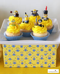 minions birthday party ideas minions party ideas despicable me birthday minion craft