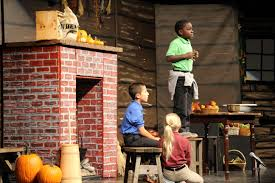 second graders bring humor and history to thanksgiving play milton