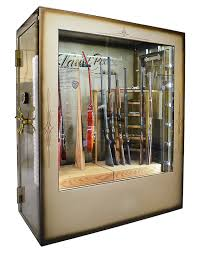 Glass Gun Cabinet Custom Designed Gun Safes For Sale By Vault Pro Usa