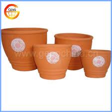 flower pot sale sale terracotta plain flower pots for garden decor wholesale
