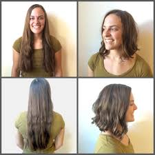 before and after donating hair to locks of love haircut by tifani