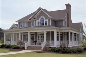 house wrap around porch wrap around porches houseplans