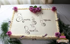 wedding shower cakes bridal showers jcakes