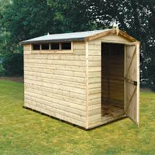 138 Best Free Garden Shed Plans Images On Pinterest Garden Sheds by Wooden Sheds Garden Sheds Diy At B U0026q