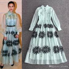 2017 fancy 2017 fashion women u0027s one piece dress brand designer