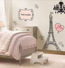 Best Dormitorios De Paris Images On Pinterest Paris Rooms - Eiffel tower bedroom ideas
