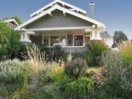 California Bungalow California Bungalow Drought Resistant Garden Windsor Village
