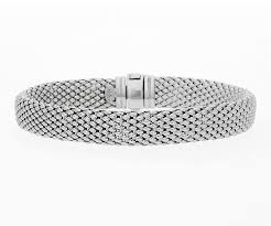 gold mesh bracelet images 18ct white gold mesh bracelet the jewel box gibraltar jpg