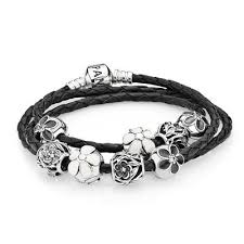 black woven leather bracelet images 261 best pandora images pandora jewelry pandora jpg