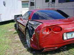salvage corvette for sale 1998 chevrolet corvette for sale fl tampa south salvage cars